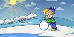 Профессор Почемушкин - Почему снег белый?