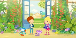Дейзи и Олли - 10 серия. Что такое сафари?