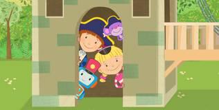 Дейзи и Олли. Детские песни - 14 серия. Герцог Йоркский