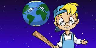 Профессор Почемушкин - Можно ли измерить окружность Земли?