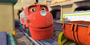 Чаггингтон: Весёлые паровозики - 23 серия. Награда за скорость