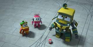 Роботы-поезда - 6 серия. Вот и Альф