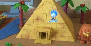 Фиксики - 14 серия. Пирамида