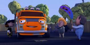 Олли: весёлый грузовичок - 61 серия. Счастливый билет