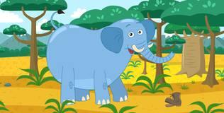 Кукутики - 33 серия. Слон