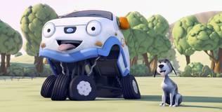 Олли: весёлый грузовичок - 5 серия. Звезда собачьего шоу