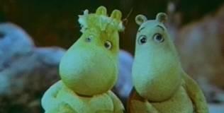 Всё о Муми-Троллях - 4 серия. Муми-тролль и другие