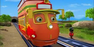 Чаггингтон: Весёлые паровозики - 46 серия. Хорошие манеры