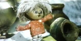 Домовёнок Кузя - 4 серия. Возвращение Домовёнка