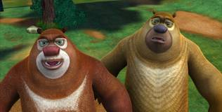 Медведи соседи - 1 серия. От лесоруба до охотника