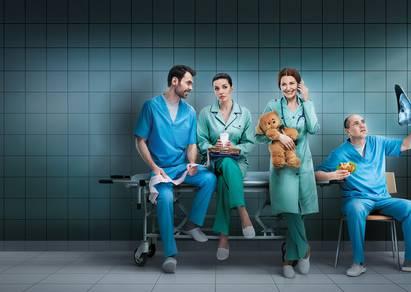Дежурный врач смотреть сериал