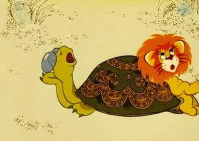 Как львёнок и черепаха пели песню смотреть фильм