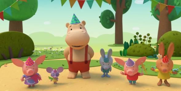 Серия 7. День Рождения Тима и Тома смотреть онлайн