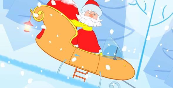 9 серия. Дед Мороз Синий трактор смотреть онлайн