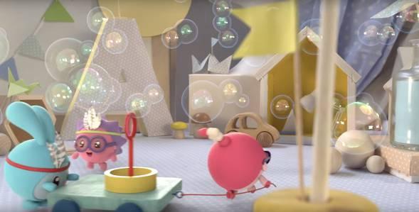 Серия 63. Пузыри Малышарики смотреть онлайн