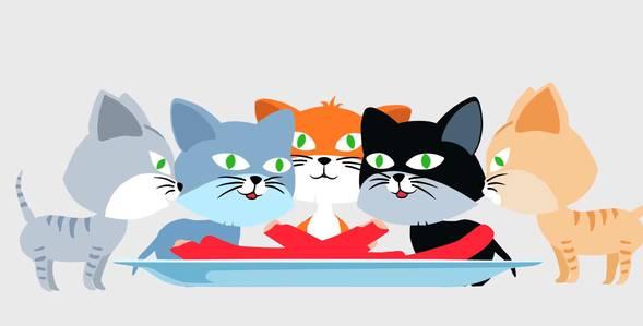 Серия 10. Пять котят Кукутики смотреть онлайн