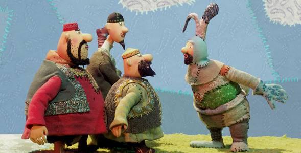 Заяц-слуга Гора Самоцветов смотреть онлайн