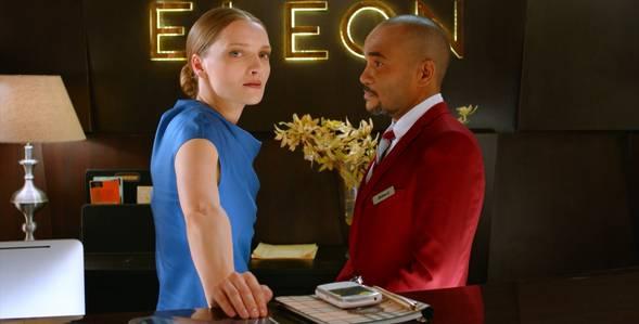 3 серия Отель Элеон смотреть онлайн