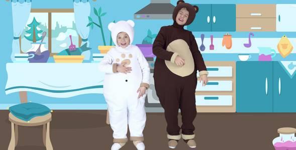 Серия 6. Нравится не нравится Три медведя смотреть онлайн