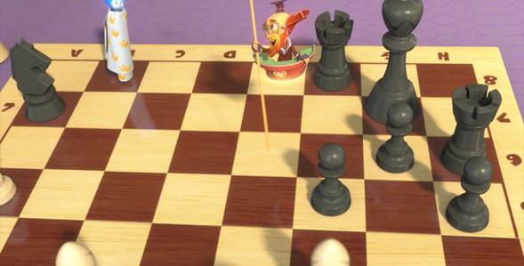Серия 91. Шахматы Фиксики смотреть онлайн