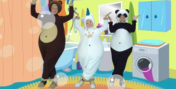 Серия 21. Микроб Три медведя смотреть онлайн