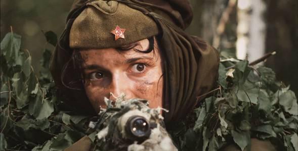 5 серия Снайперы. Любовь под прицелом смотреть онлайн