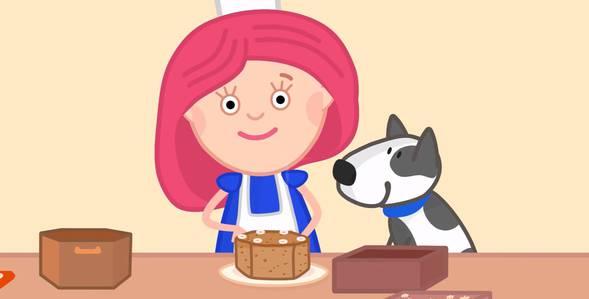 13 серия. Яблочный пирог для мамы Смарта и чудо-сумка смотреть онлайн