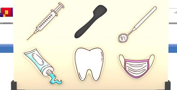 Серия 19. Собираем пазл: набор стоматолога 4 машинки смотреть онлайн