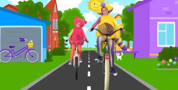 Серия 41. Велосипед Кукутики смотреть онлайн