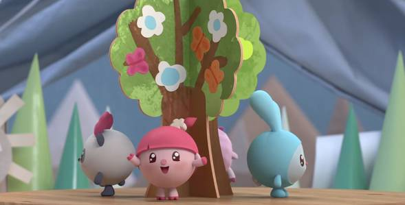 Серия 42. Дерево Малышарики смотреть онлайн
