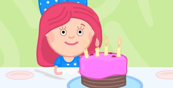 10 серия. День Рождения Смарты Смарта и чудо-сумка смотреть онлайн