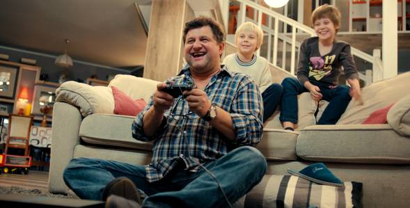 5 серия Родители смотреть онлайн