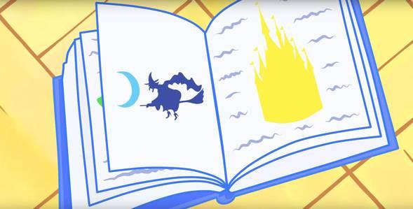 4 серия. Волшебные сказки Жила-была царевна  смотреть онлайн