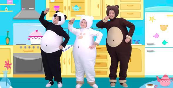 Серия 11. Ням-Ням Три медведя смотреть онлайн