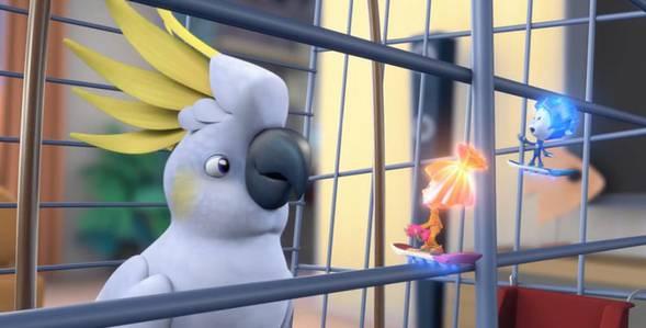 Серия 111. Попугай Фиксики смотреть онлайн