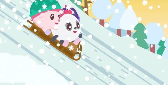 113 серия. Снег Малышарики смотреть онлайн