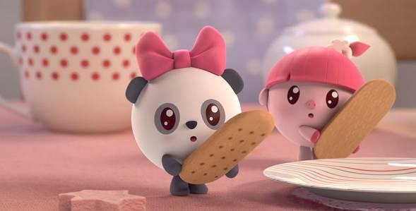 Серия 47. Печенье Малышарики смотреть онлайн