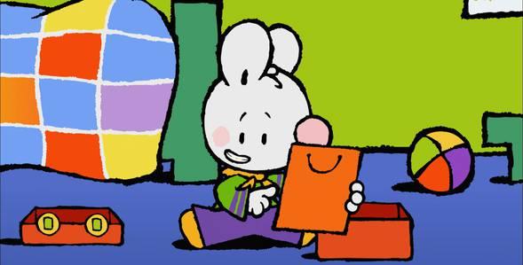 41 серия. Как я впервые подстриг себя сам Крошка Крольчонок смотреть онлайн