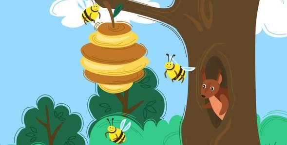 Серия 9. Пчела Три медведя смотреть онлайн