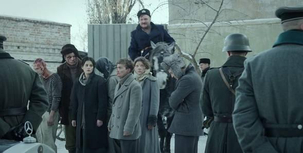 12 серия Молодая гвардия смотреть онлайн