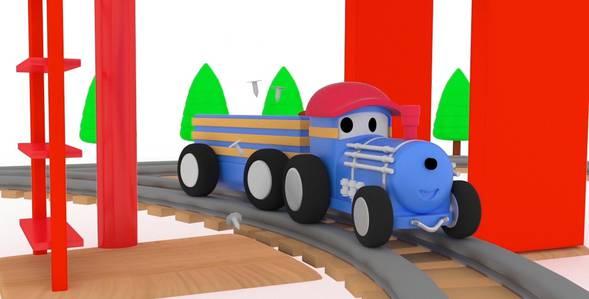 8 серия. Верстак Поезд по имени Тед смотреть онлайн