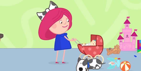 14 серия. Погремушка для малыша Смарта и чудо-сумка смотреть онлайн