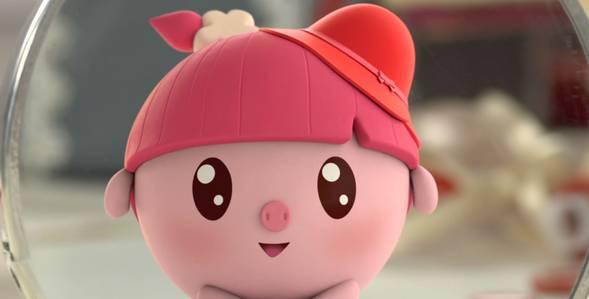 Серия 7. Красная шапочка Малышарики смотреть онлайн