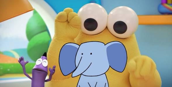 44 серия. Слонёнок Каракули смотреть онлайн