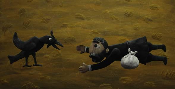 Подарки черного ворона Гора Самоцветов смотреть онлайн