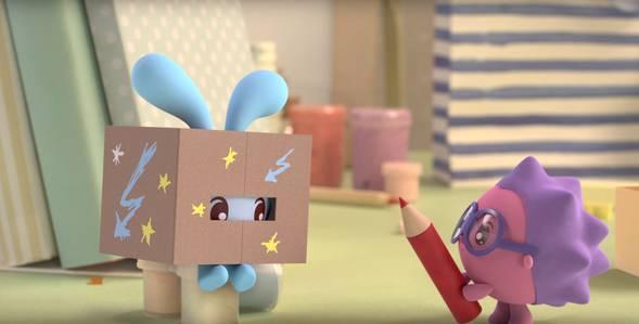 Серия 57. Робот Малышарики смотреть онлайн