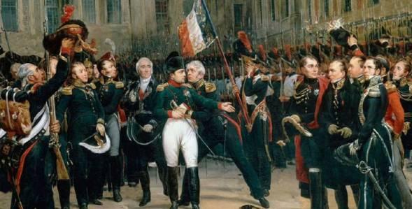 3 серия 1812-1815. Заграничный поход смотреть онлайн
