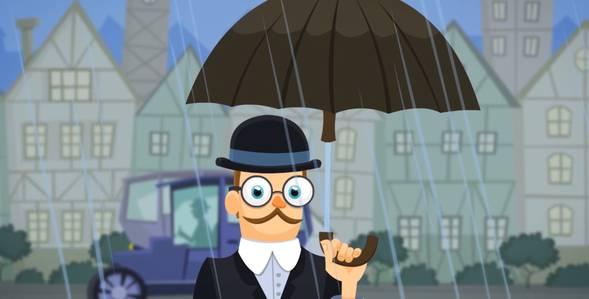 12 серия. Зонтик Фиксипелки смотреть онлайн