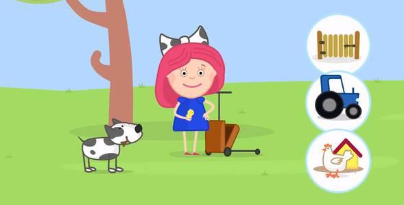 1 серия. Цыплёнок ищет маму Смарта и чудо-сумка смотреть онлайн