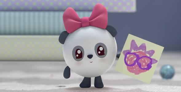 111 серия. Подарок Малышарики смотреть онлайн
